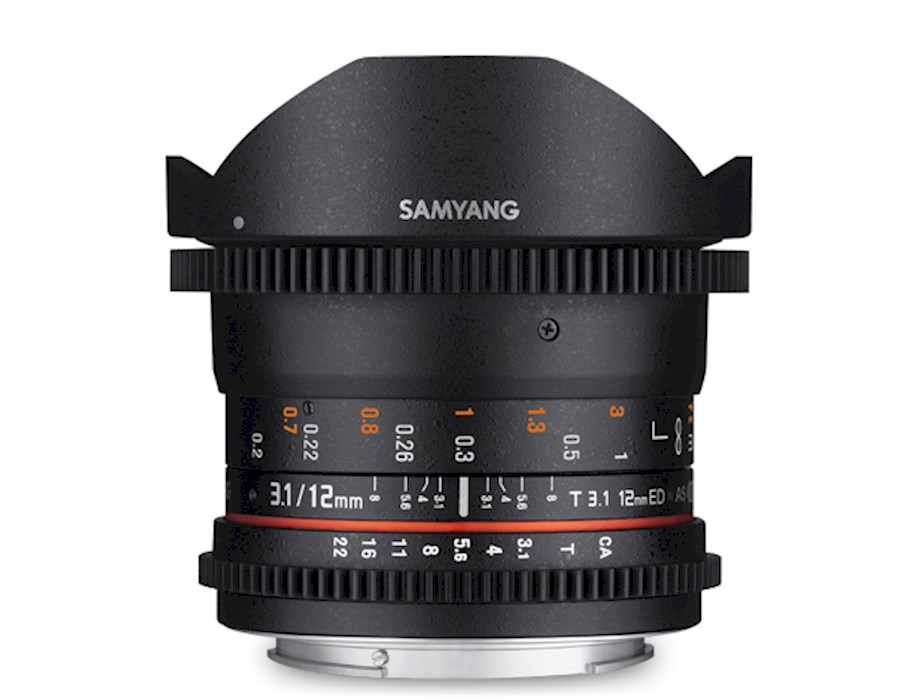 Rent a Samyang 12mm Sony E-mount in Amsterdam from Striking Video