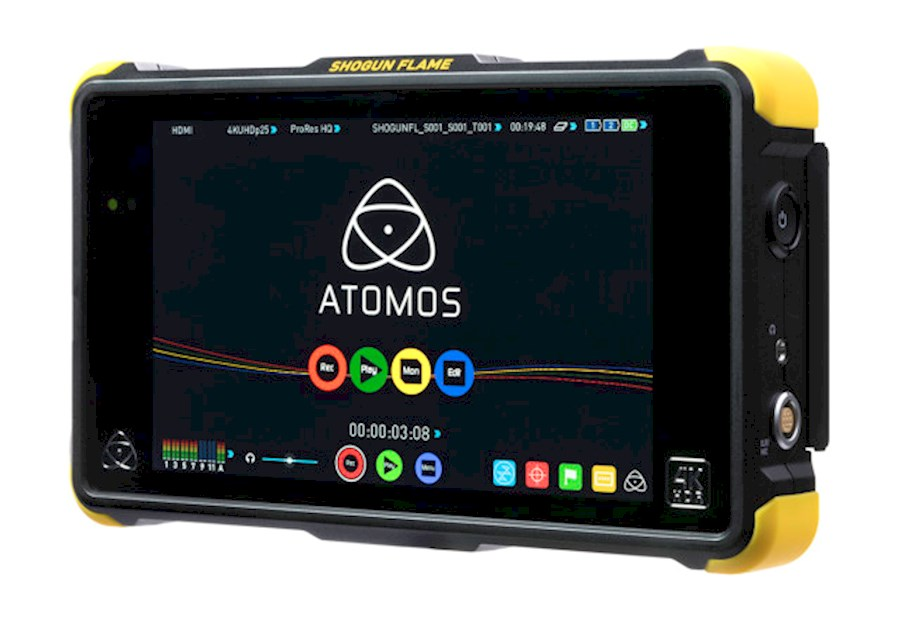 Rent a Atomos Shogun Flame in Amsterdam from Tom