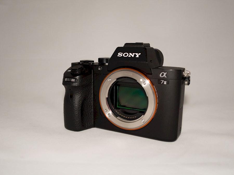 Huur een Sony A7 Mark ll in Breda van Saul