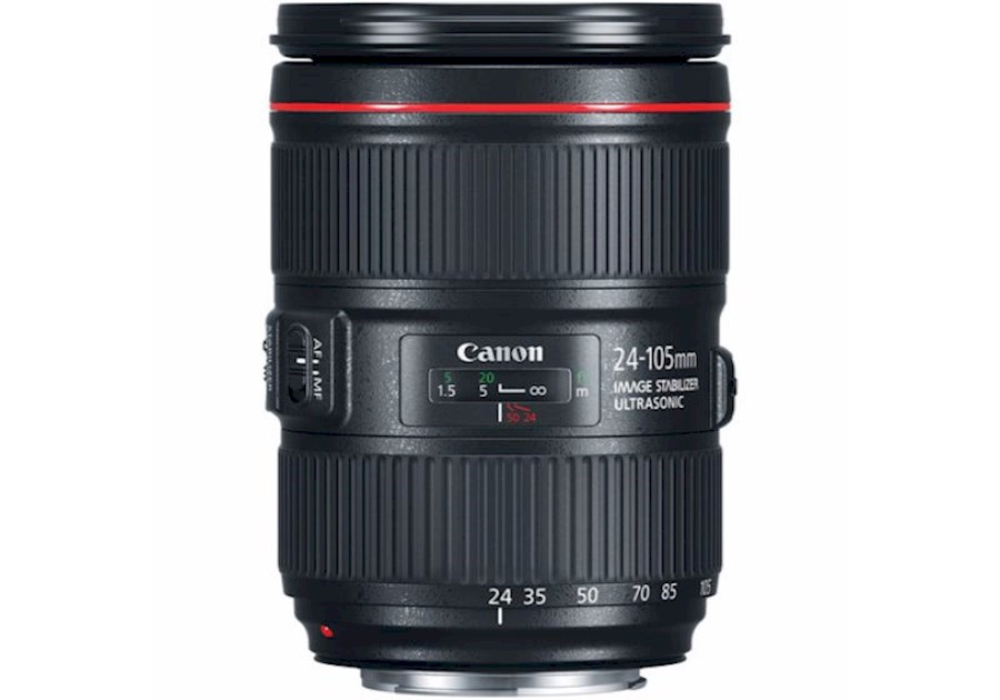 Rent Canon EF 24-105mm 4.0 ... from Tom