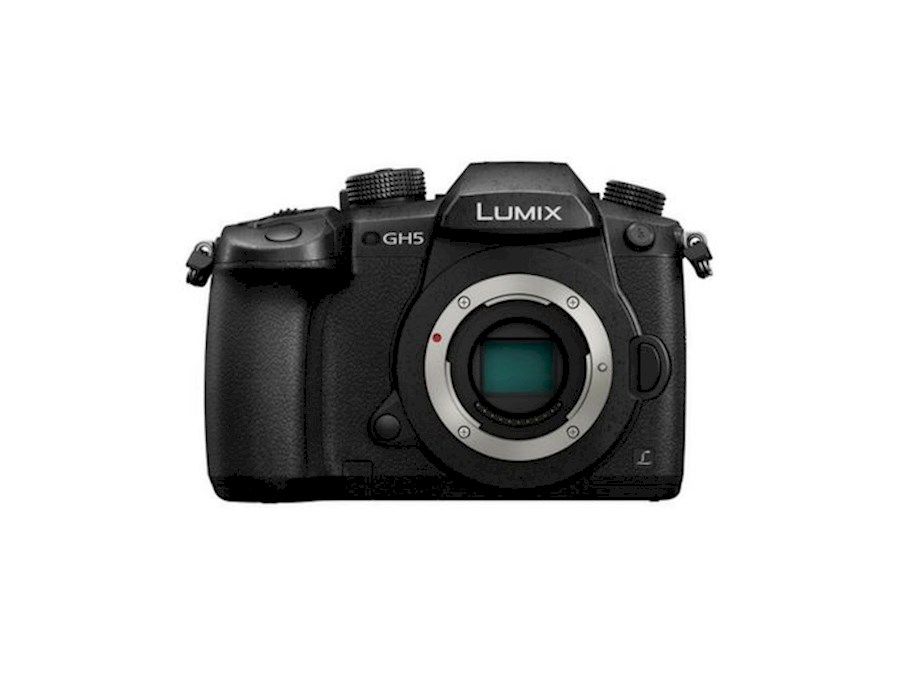 Rent Panasonic GH5 body from Tom