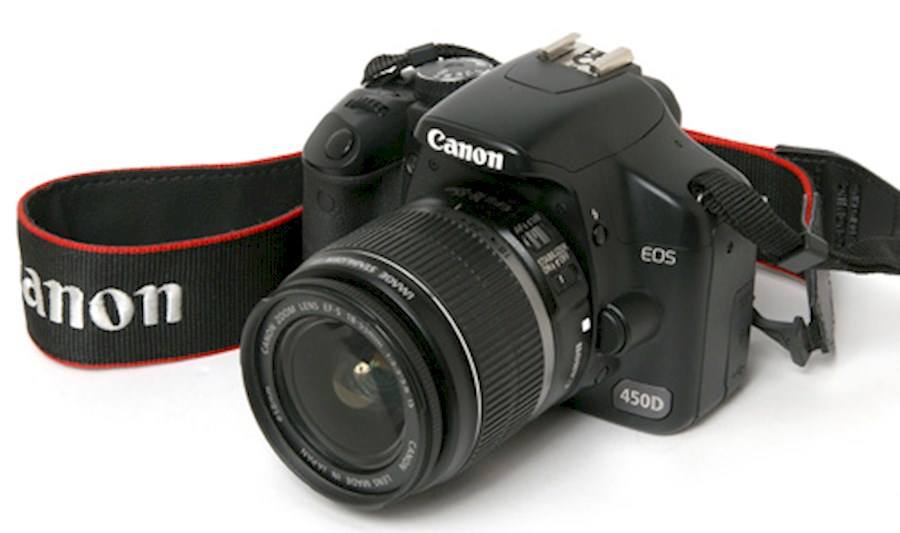 Rent a Canon 450D inclusief extra accu in Amsterdam from Umar