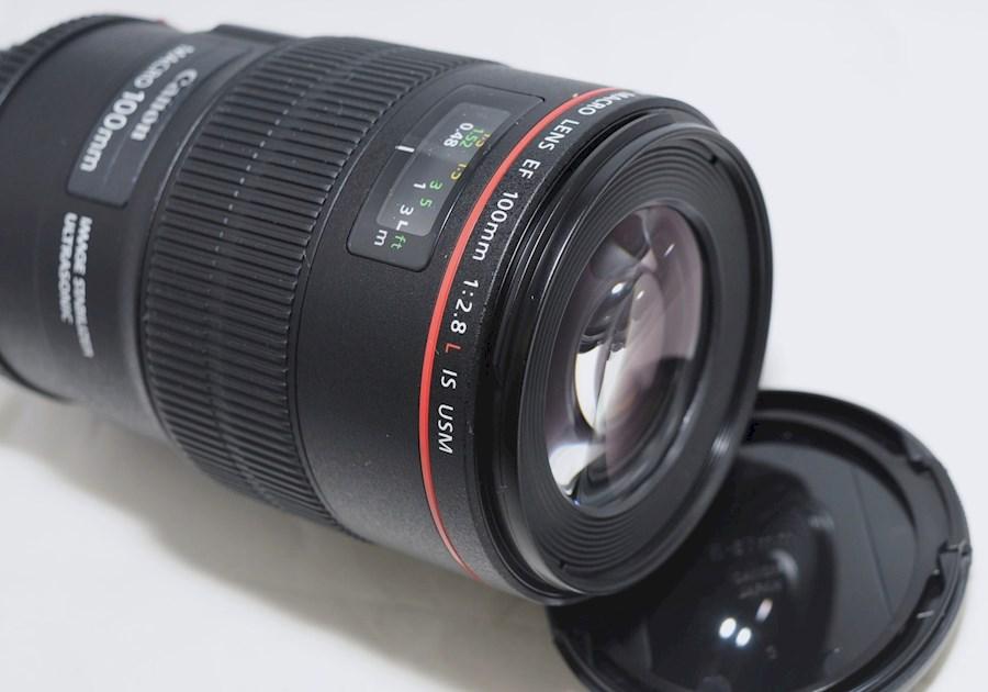 Huur Canon EF 100mm f/2.8L ... van Robert
