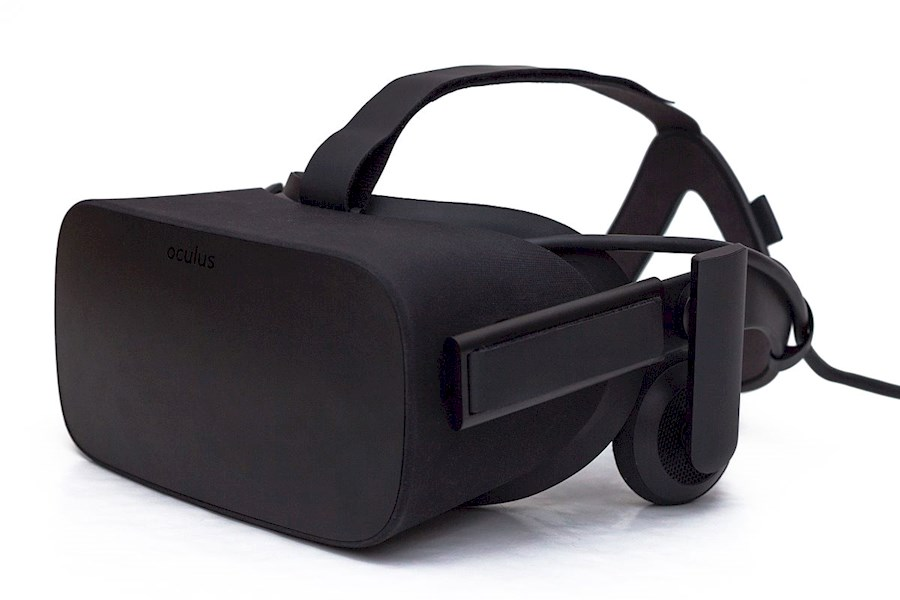 Rent Oculus Rift from Joost