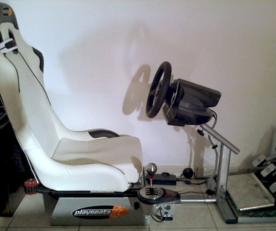 Rent Playseat Racing chair ... from Joost