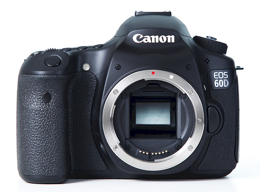 Rent a Canon EOS 60D body in Zwolle from HANS EN LIDY FOTOGRAFIE
