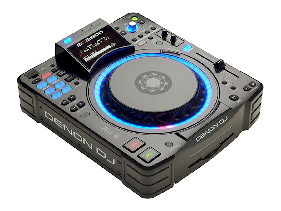 Rent Denon sc2900 from Sander