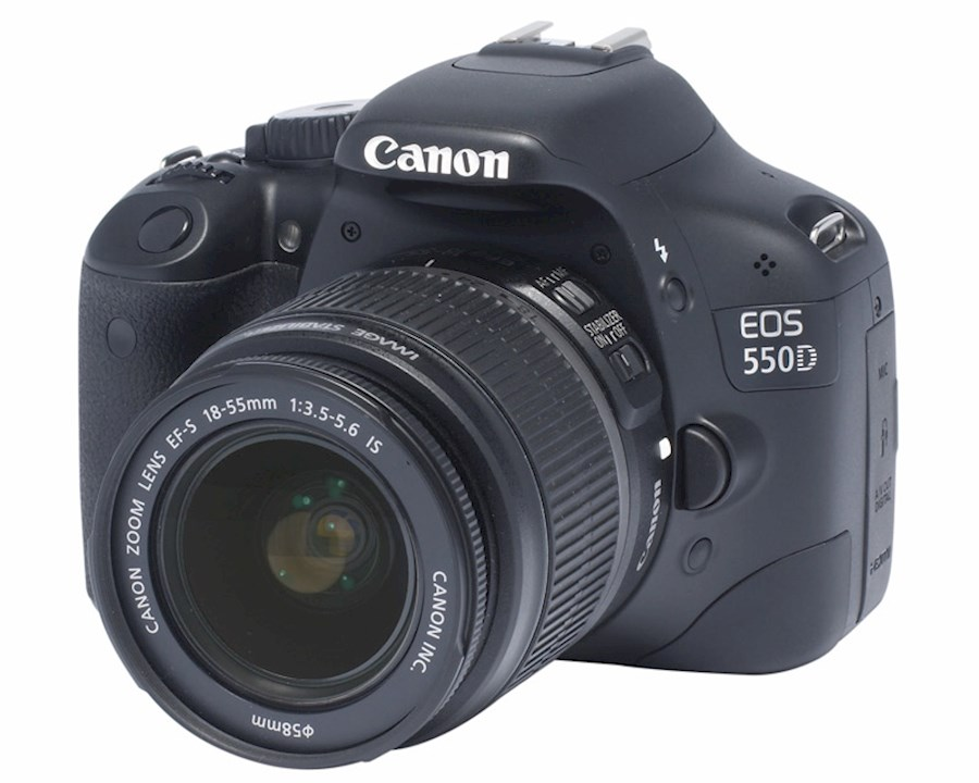 Rent a Canon EOS 550D in Oldenzaal from Kevin