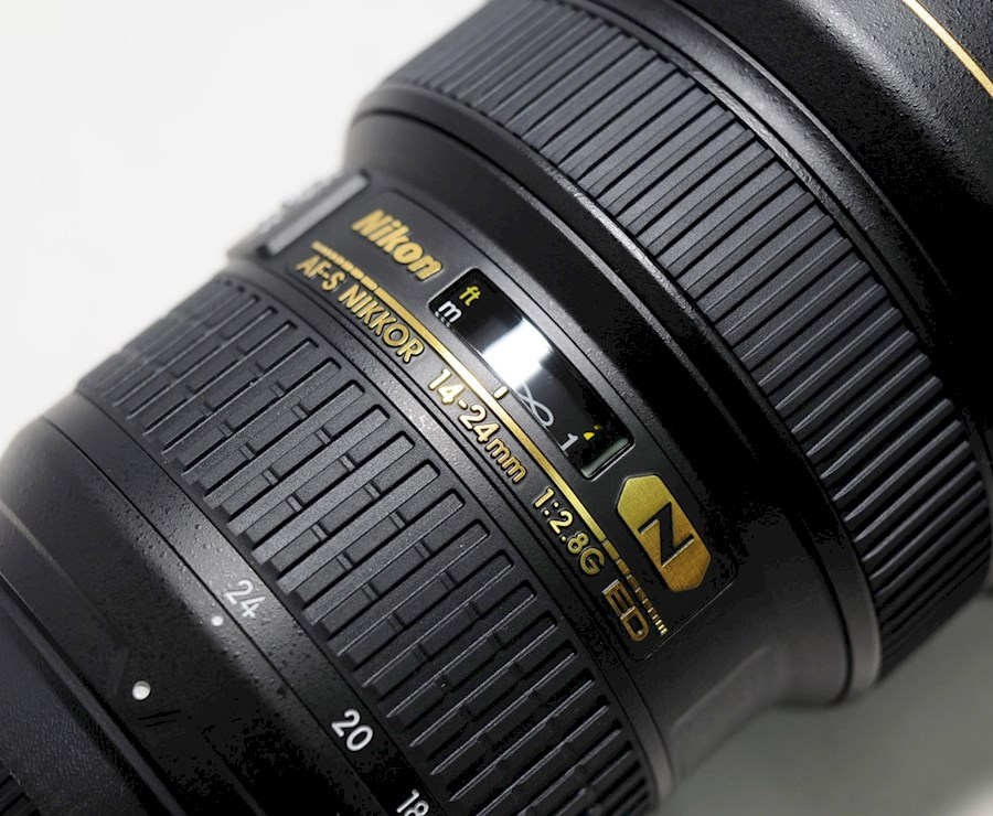 Rent a AF-S NIKKOR 14-24mm f/2.8G ED in Amsterdam, Amsterdam Nieuw-West from Bas