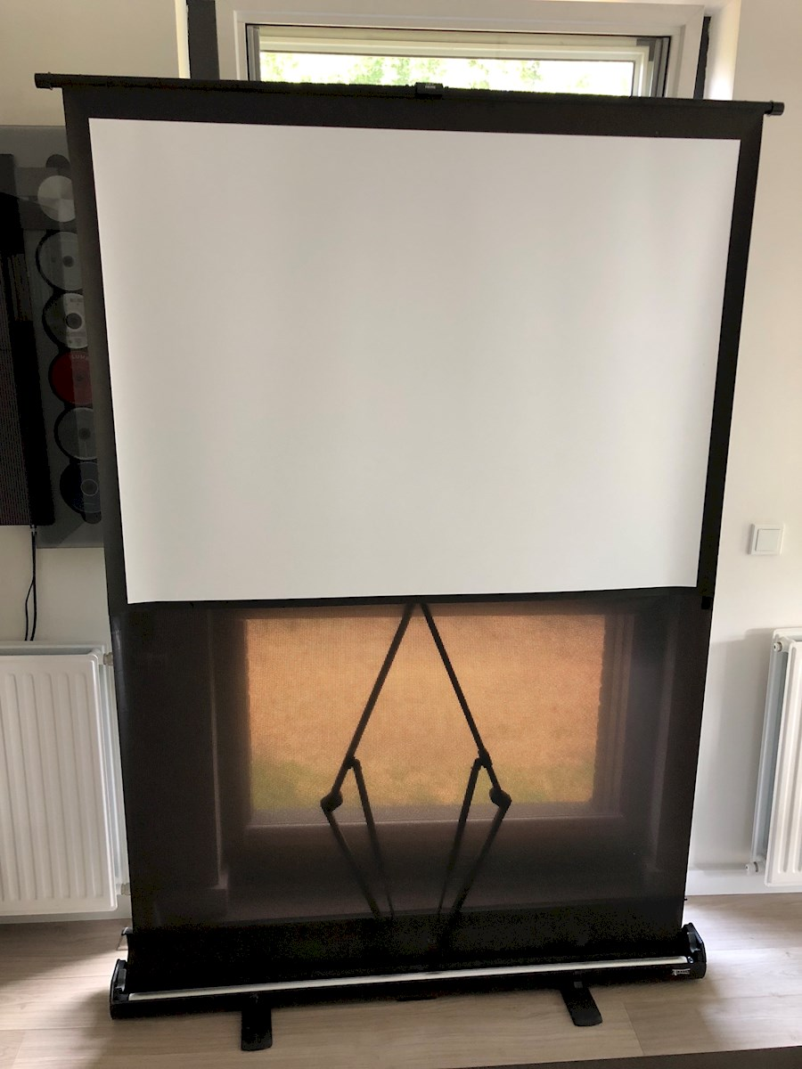 Rent Da-lite Projectiescherm from Wouter