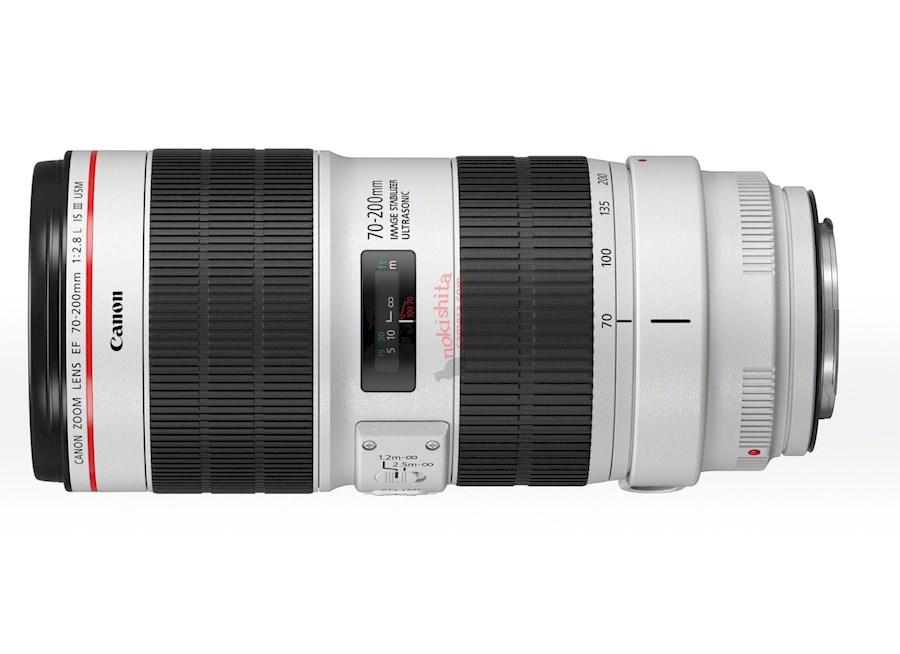 Huur Canon EF 70-200mm f/2.... van Marco