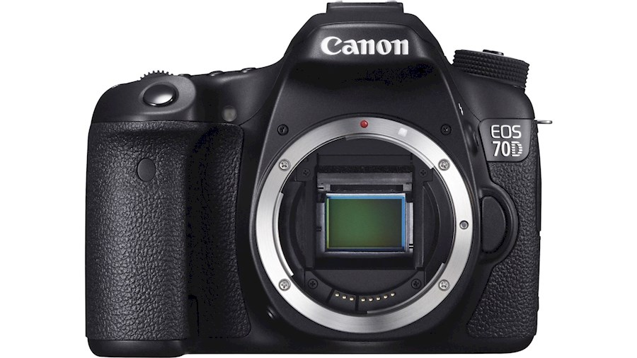 Rent a CANON EOS 70D Body in 't Harde from Danielle