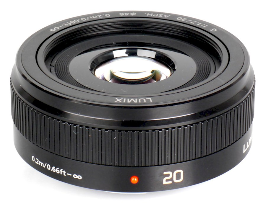 Rent a Panasonic Lumix G 20mm f/1.7 II in Barneveld from LIFE EVENTS VIDEOGRAFIE