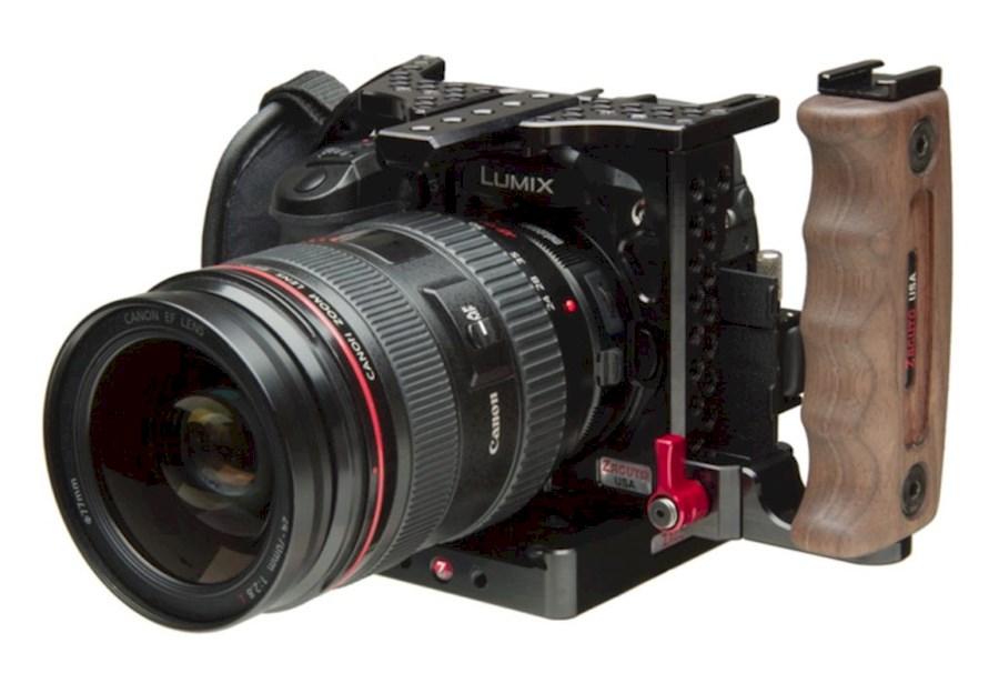 Rent a Panasonic GH5 + Metabones speedbooster Ultra Canon EF