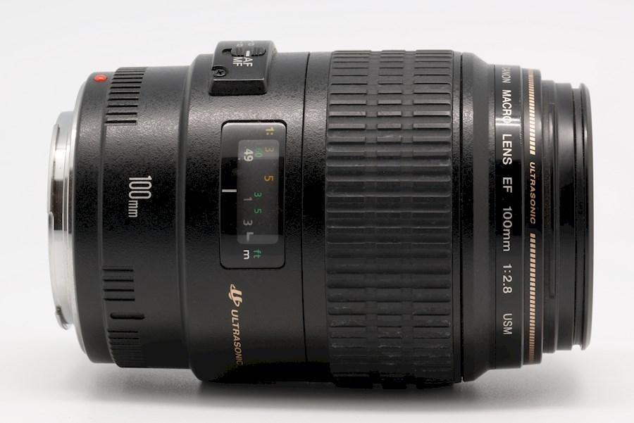 Rent a Canon EF 100mm f/2.8 Macro