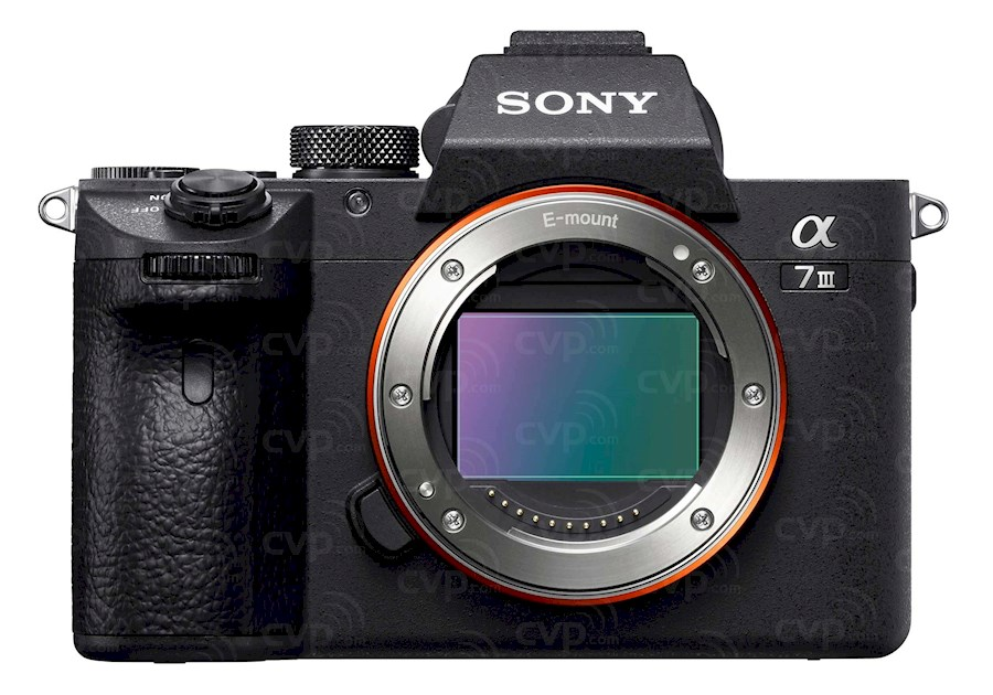 Rent a SONY A7 MARK III BODY (ILCE7M3B.CEC) in Bleiswijk from Kay