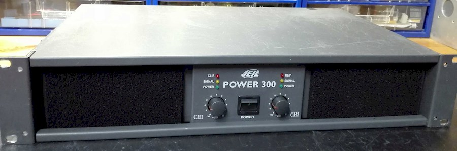 Rent Jeil power 300 2x XLR ... from BLICK FILM & LIVE V.O.F.
