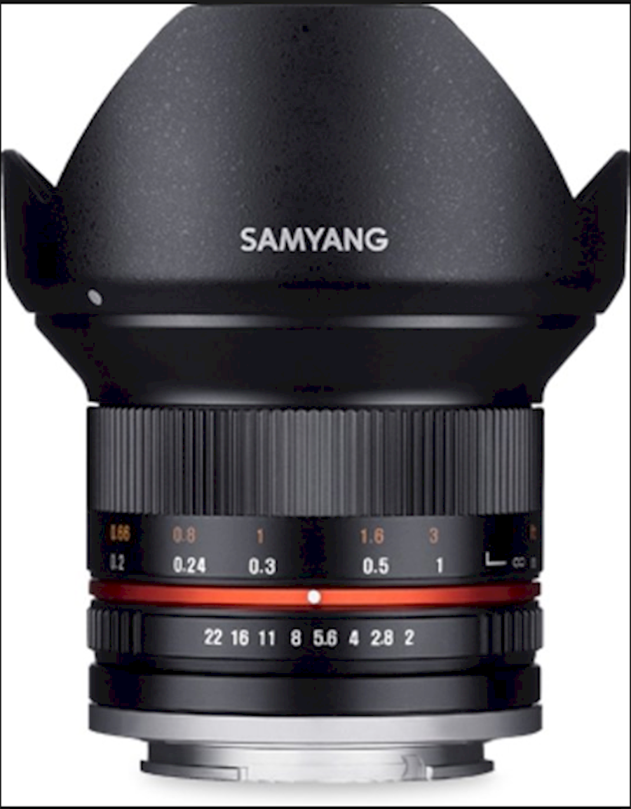 Rent a Samyang 12mm f2.0 SONY E-mount voor o.a. nachtfotografie en interieurfotografie f/2.0 in Groningen from Bart