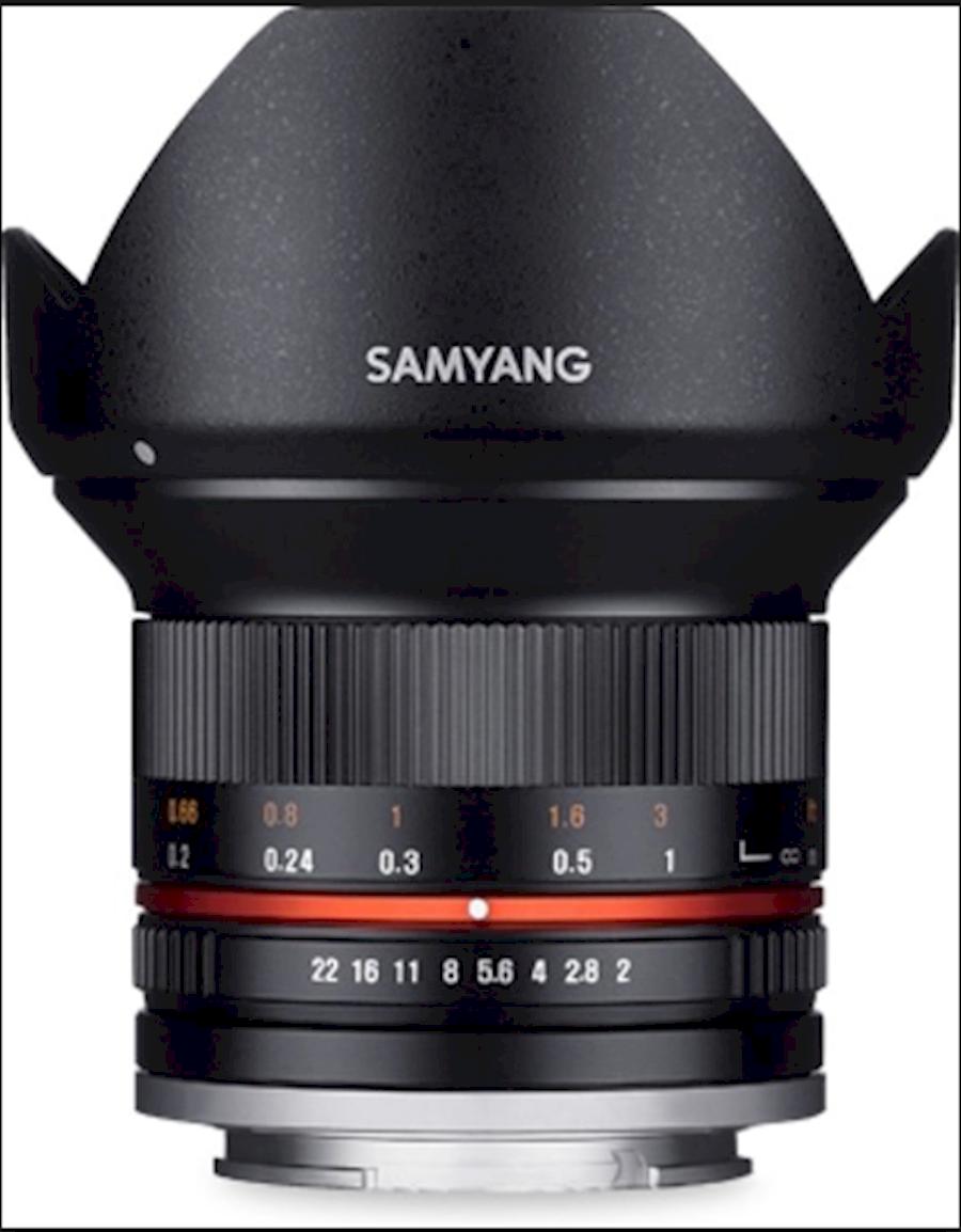 Huur Samyang 12mm f2.0 SONY... van Bart