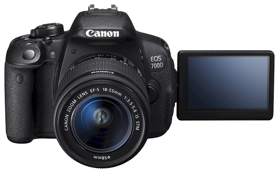 Rent Canon Eos 700D from Thomas