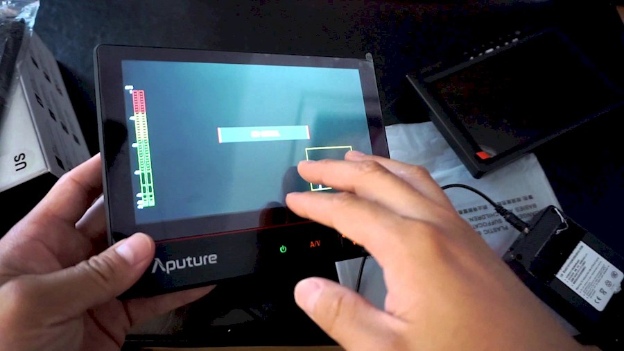 Rent a Aputure VS-2 FINE HD Field Monitor in Breda from Tom