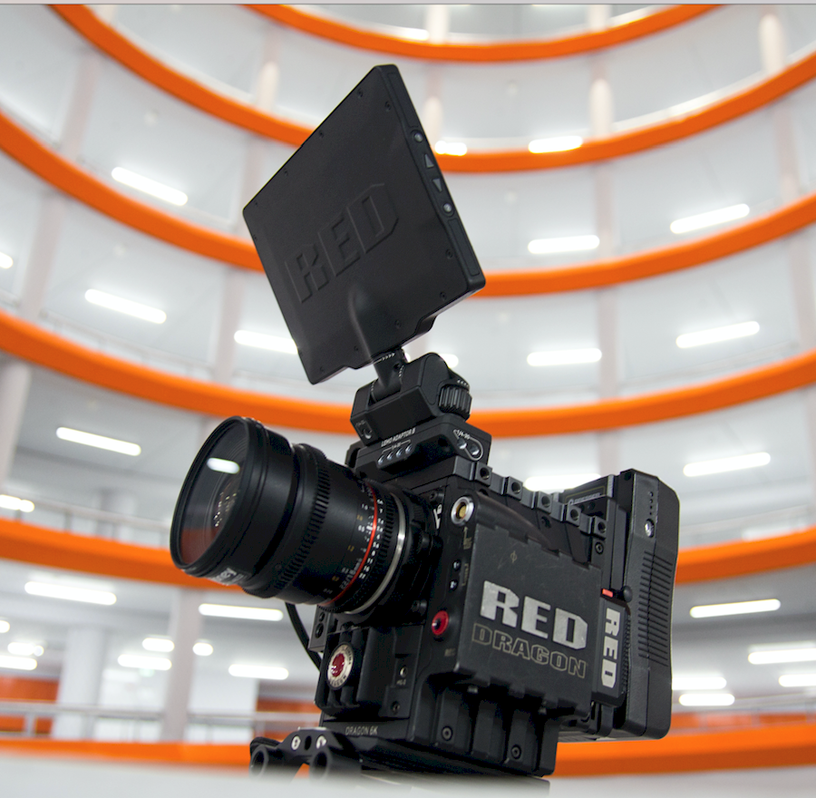 Rent a RED Epic Dragon in Rijswijk from Kian
