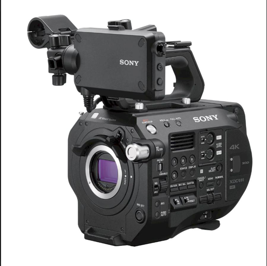 Rent a Sony FS7 MK1 in Rijswijk from Kian