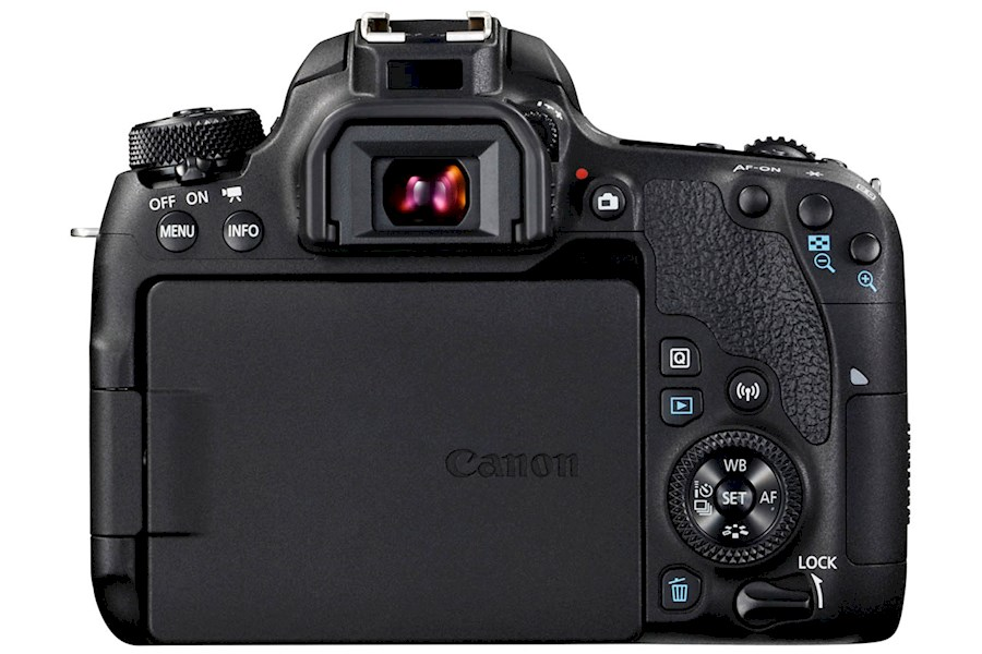 Rent a Canon EOS 77D + 18-55mm IS STM in Lelystad from Jan