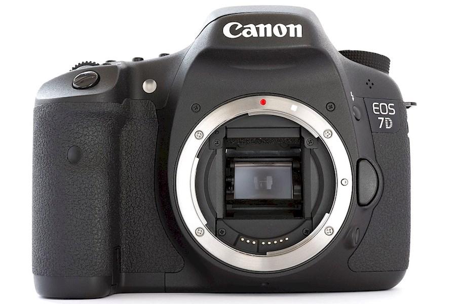 Rent a Canon 7D in Stein from Maarten