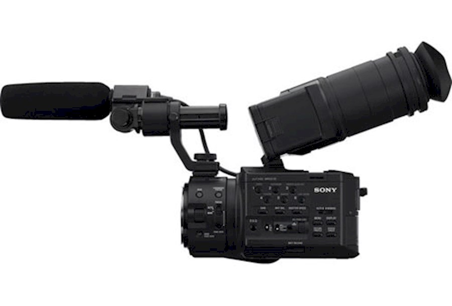 Rent a Sony FS100 in Ekeren from BVBA BLPRO