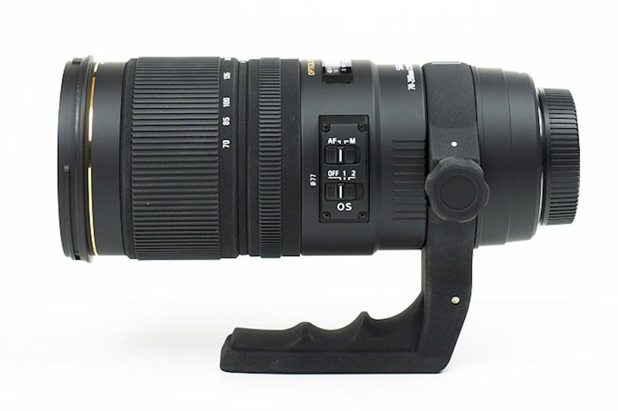 Rent a Sigma 70-200 f2.8 APO (Canon) (met zonnekap)