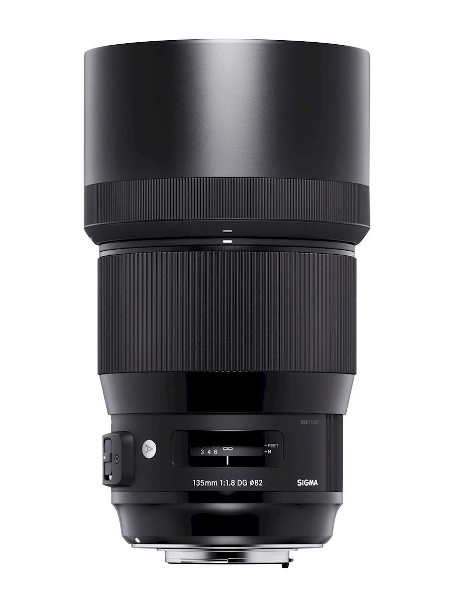 Huur een SIGMA 135mm F1.8 DG HSM | ART Sony E-mount in Houten van SIGMA BENELUX B.V.