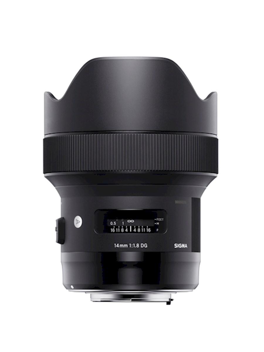 Huur een SIGMA 14mm F1.8  DG HSM | Art Sony  E-mount in Houten van SIGMA BENELUX B.V.