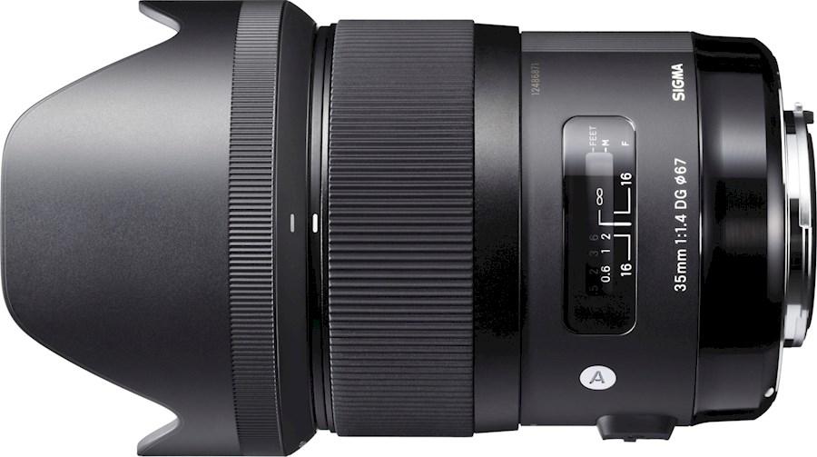 Rent a SIGMA 35mm F1.4 DG HSM | Art Sony E-mount