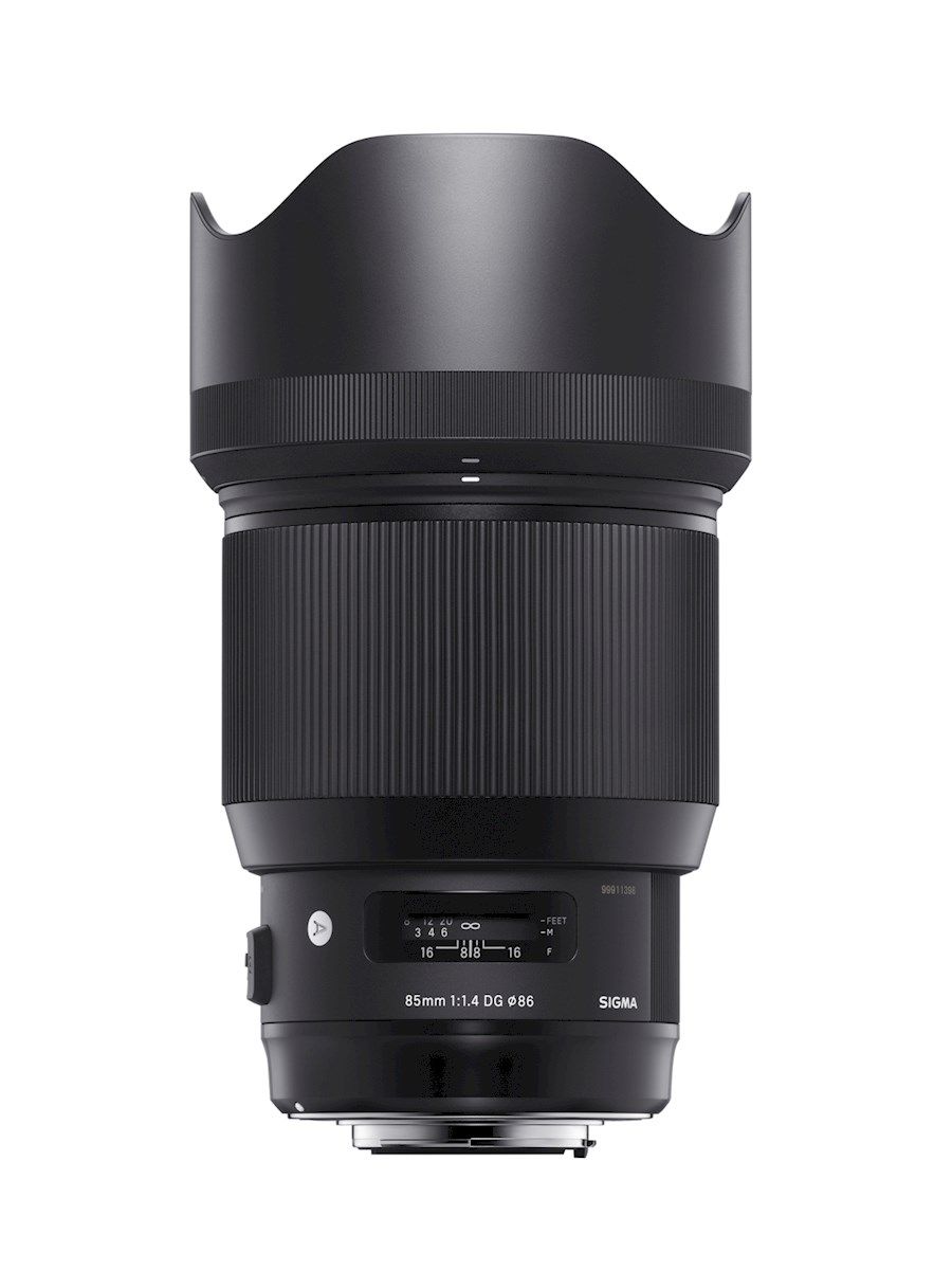 Rent a SIGMA 85mm F1.4  DG HSM | Art Sony  E-mount in Houten from SIGMA BENELUX B.V.