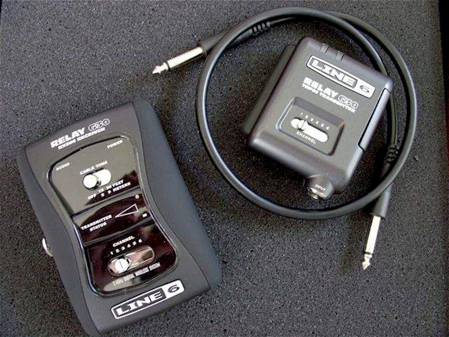 Rent a Zenderset, gitaar, basgitaar. Line 6 relay G30 digitaal systeem. in Diepenveen from BRAMBLE MUSIC