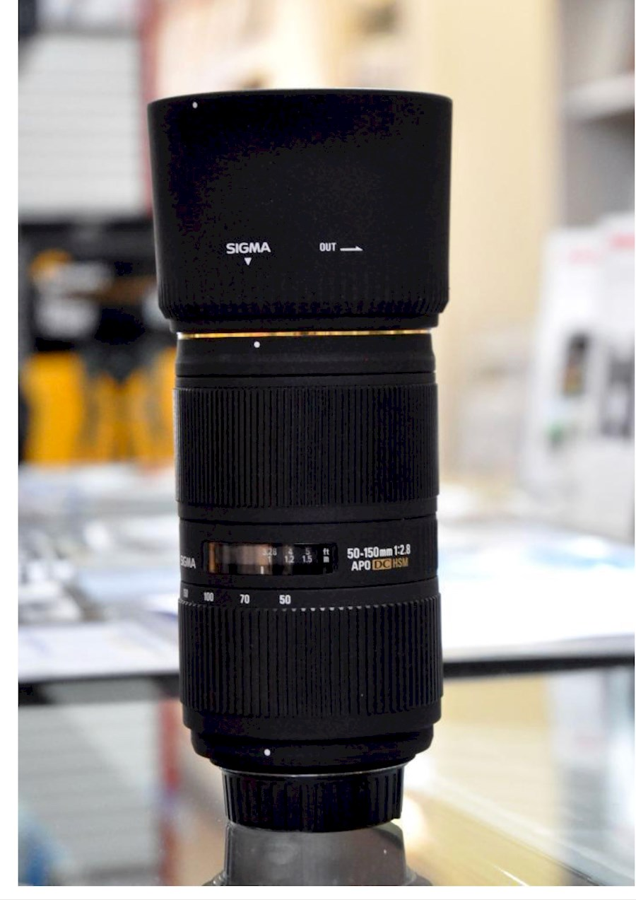 Rent Sigma 50-150mm  f2.8 e... from Guy