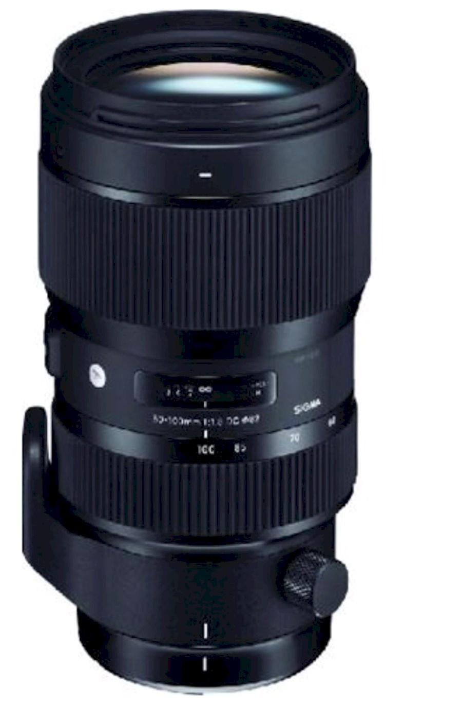 Rent a Sigma 50-100mm  f1.8 EF mount with speed booster F/1.2 in Amsterdam from Guy