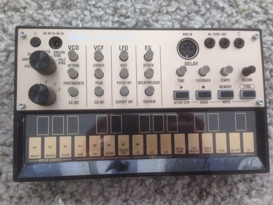 Rent Volca Keys from Michelle