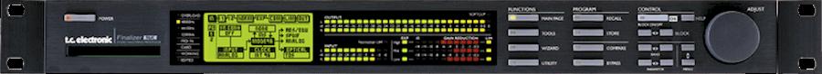 Huur TC Electronics FINALIZ... van Arjan