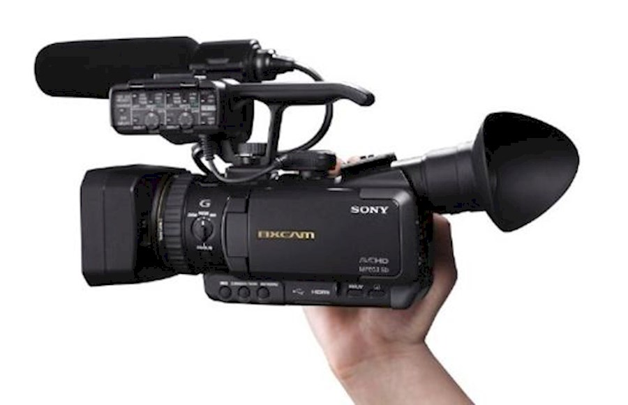 Rent Sony NX70 from Tess