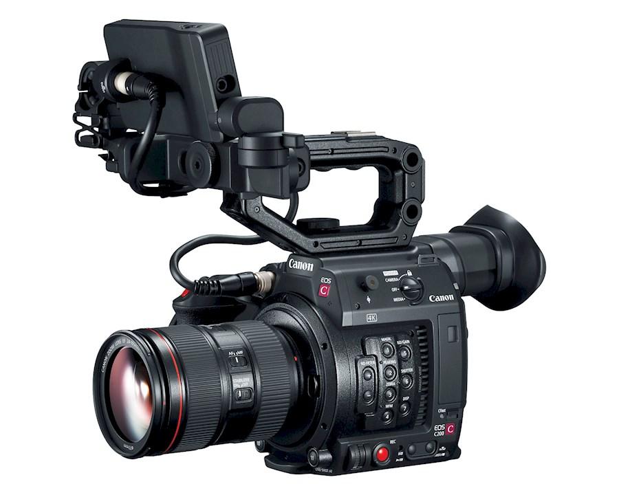 Rent a Canon EOS C200 Body in Herk-de-Stad from Simon