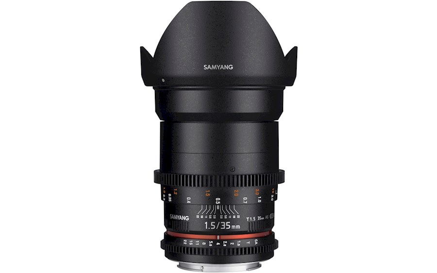 Rent a SAMYANG 35MM T1.5 UMC II CANON EF MOUNT in Groningen from Patrick