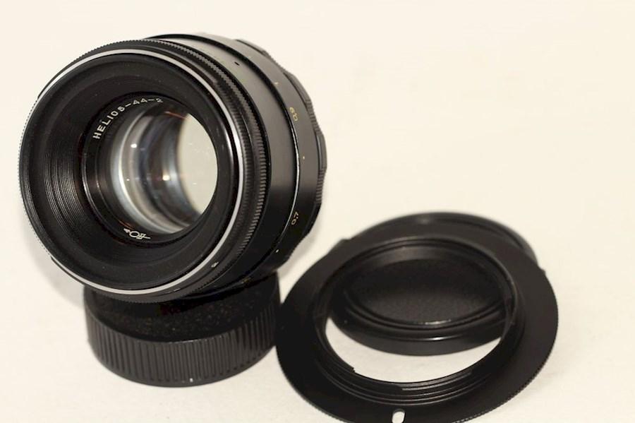 Helios m42 58mm f2 + Sony NEX adapter