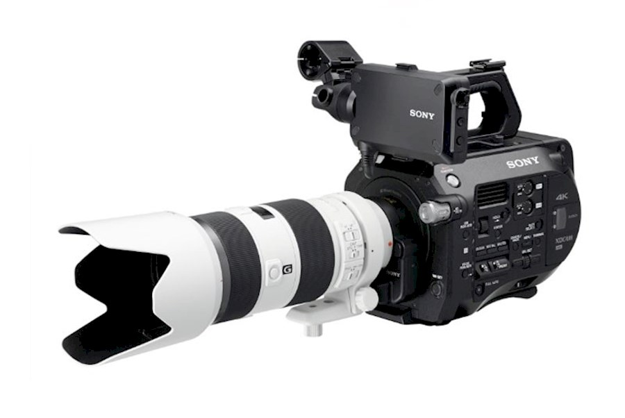 Rent a Sony PXW-FS7 4K camcorder in Hilversum from René