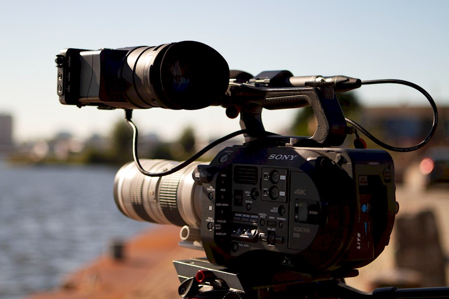 Rent a Sony FS7 in Haarlem from Caroline