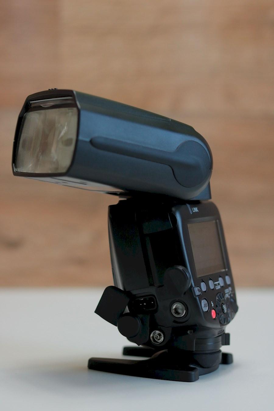 Huur Canon Speedlite 600EX-RT van EMIEL DEKKER PRODUCTIES
