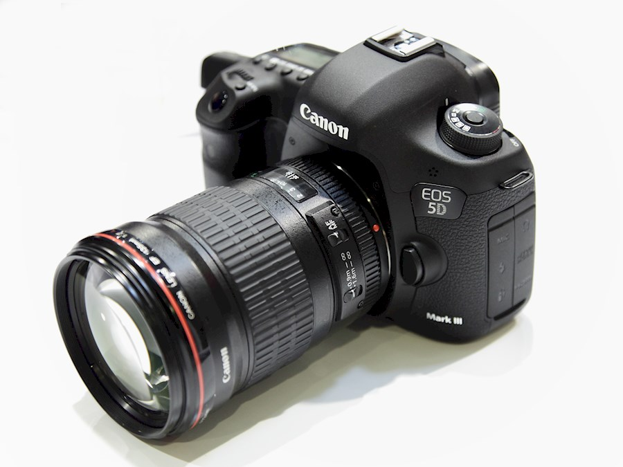 Rent a Canon EOS 5D mark iii in Amsterdam from Zargun