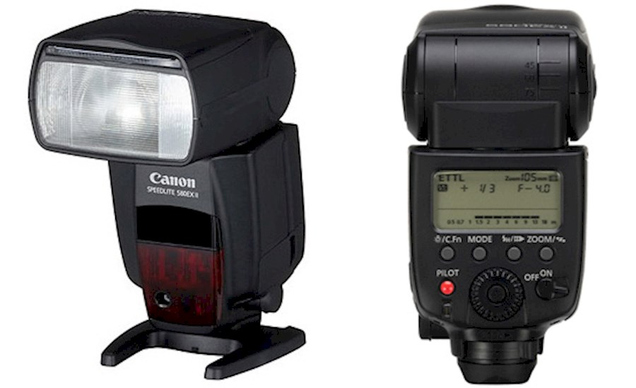 Rent Canon Speedlight 580 exII from Giovanni