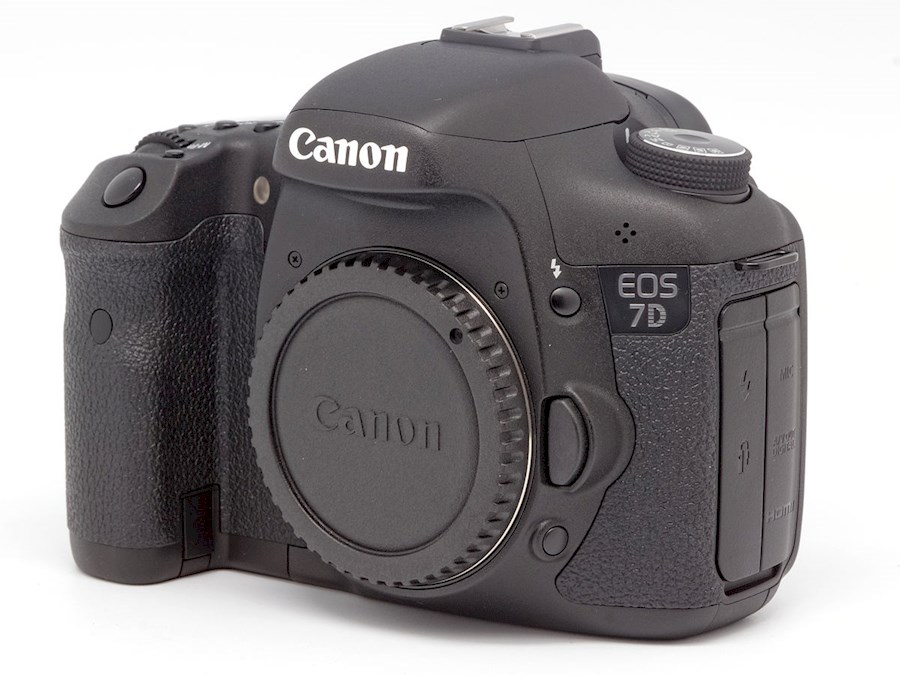 Rent a Canon Eos 7D in Schagen from Roy